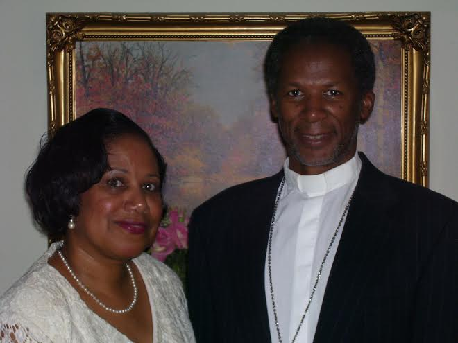 Rev. Wayne and Andrea Purcell